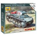 WW2 Немецкий лёгкий танк Pz.Kp.fw II (6102)