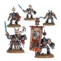 Grey Knights Paladins Squard (Паладины Серых Рыцарей) 57-09
