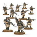 Imperial Guard Cadian Shock Troops (47-17)