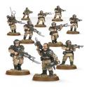 ASTRA MILITARUM CADIAN INFANTRY SQUAD (Кадианский пехотный отряд Астры Милитарум) 47-17