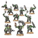 Ork Boyz (Орки-бойцы) 50-10