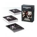 """DATACARDS: TYRANIDS (Инфокарты """"Тираниды (англ.)""""), 51-02-60"""