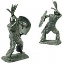 Древнекитайский воин, V век н.э. (PTS-5261)