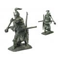 Древнекитайский воин, V век н.э. (PTS-5263)