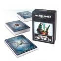 """DATACARDS: CRAFTWORLDS (Инфокарты: """"Создатели миров"""") 46-02-60"""