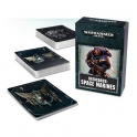DATACARDS: SPACE MARINES (ENGLISH) 48-02-60