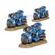 Space Marine Bike Squad (Космодесант на мотоциклах) 48-11