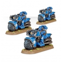 Space Marine Bike Squads (48-11)