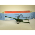 "WWII Anti-tank 100 mm cannon ""BS-3"" (M 1:43) 1574f"
