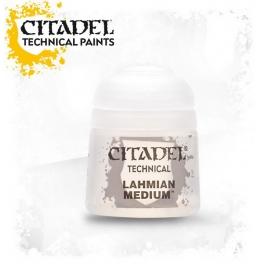 Technical: Lahmian Medium (12 ml), 27-02