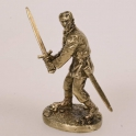 Bronn, Game of Thrones (40 mm, yellow bronze) 006-8