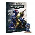 "Getting Started With Warhammer 40,000 ""Знакомимся с Вархаммер 40 000 (англ.)"" 40-06-60"