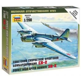 Soviet Bomber SB-2 (6185)