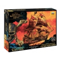 "The ship of Jack Sparrow ""The Black Pearl"" (9037)"
