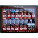 Набор акриловых красок Game Color Specialist - Специалист (16 цветов) 17 ml. (72297)