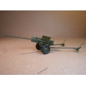 "57 mm anti-tank gun of the 1943 model ""ZiS-2"" (M 1:43)"