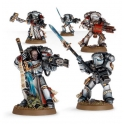 Grey Knights Purifer Squard (57-07)