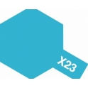 X-23 Clear Blue (Прозрачная синяя) краска эмалевая глянцевая 10 мл