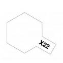 X-22 Clear (Прозрачная) краска эмалевая глянцевая 10 мл