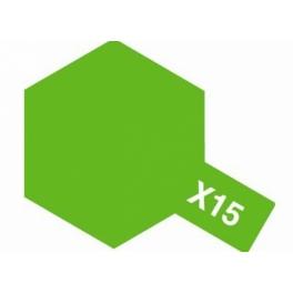 Mini X-15 Light Green - 10ml Bottle