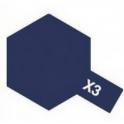X-3 Royal blue (Королевская синяя) краска эмалевая глянцевая 10 мл