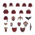 Blood Angels Upgrade Pack (Дополнительный Набор: Кровавые Ангелы) 41-80