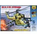 Soviet attack Helicopter Mi24p/VP HIND E (7293)