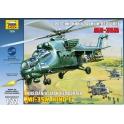 Russian Attack Helicopter MI-35M HIND E (7276)