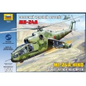Soviet Attack Helicopter MI24A HIND (7273)