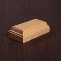 Wooden stand 3,5*7 cm, beech (2916237)