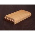 Wooden stand 5,6*12 cm, beech (2916238)