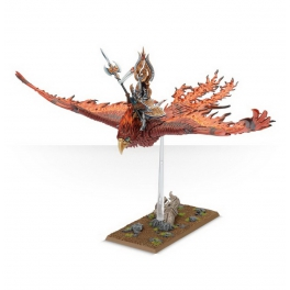 High Elf Flamespyre Phoenix (87-15)