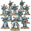 Thousand Sons Rubric Marines (Рубрикодесантники Тысячи сыновей) 43-35