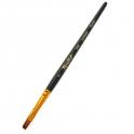 Кисть Синтетика плоская Roubloff №7 короткая ручка (1S25)