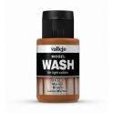 """Краска акриловая """"смывка коричневая"""" Brown Wash (76513)"""