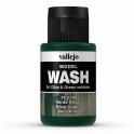 """Краска акриловая """"смывка зеленая оливковая"""" Olive Green Wash (76519)"""