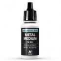 Добавка-металлик в краску Metal Medium 17 ml (70521)