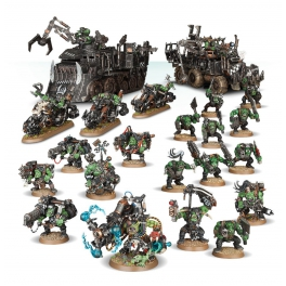 Battleforce: Orks Kult of Speed (71-63)