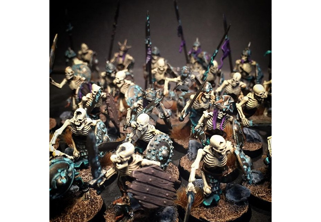 e0ea6a88945 Start Collecting! Skeleton Horde (70-94) - Магазин солдатиков ...