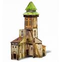 Умная бумага 3D-пазл Башня с часами (277)