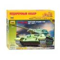 WW2 Soviet tank T-34 gift set