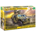 Russian armored car Tiger(3692)