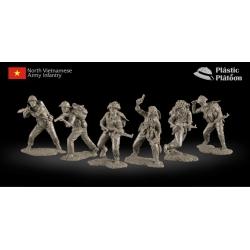 Пехота армии Северного Вьетнама (008)