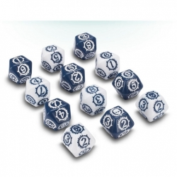 Warhammer Age of Sigmar Wound Counters (65-15)