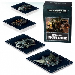 DATACARDS: IMPERIAL KNIGHTS (54-02-60)
