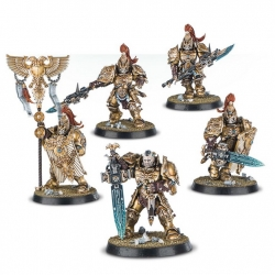 The Legio Custodes Squad (HH2-60-3)