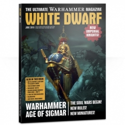 WHITE DWARF JUNE 2018 (WD06-60)