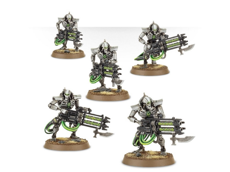 Start Collecting Necrons 70-49