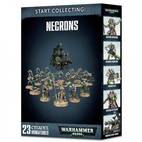 Start Collecting! Necrons (2017) 70-49