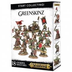 Начни собирать! Зеленокожие (Start Collecting! Greenskinz) (70-91)